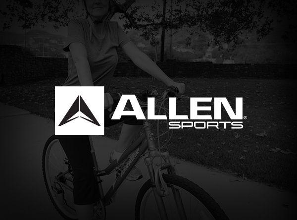 Allen Logo #design #logo #axisofevildesign