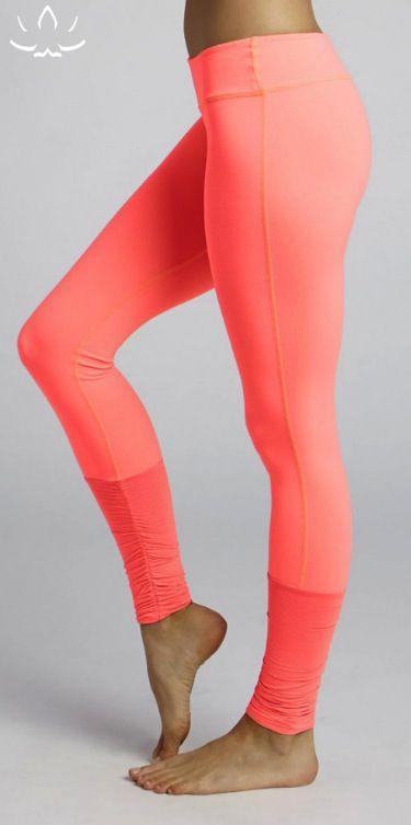 Rhythm Legging in Coral Fusion by BEYOND YOGA
