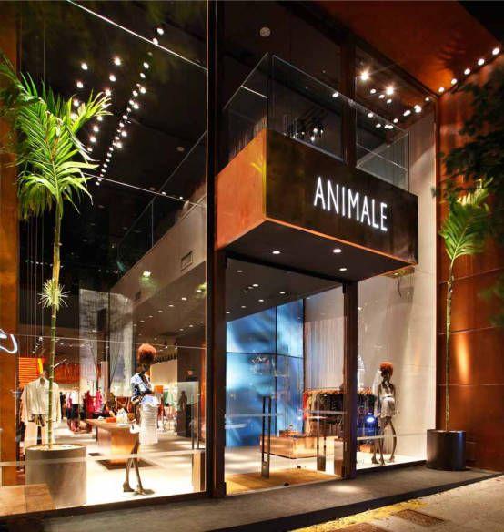 Animale Flagship Store, Rua Oscar Freire, São Paulo - SP, Brasil