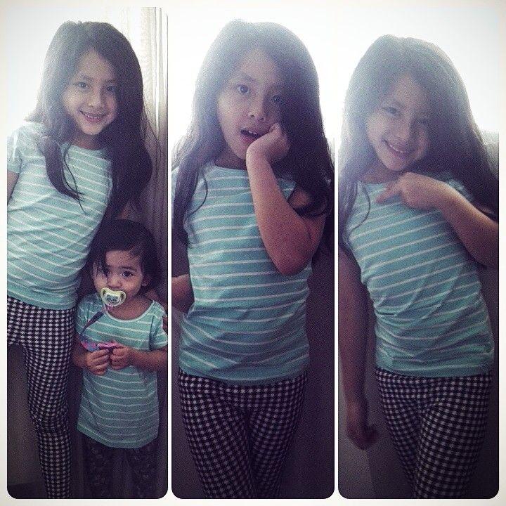 My girls..