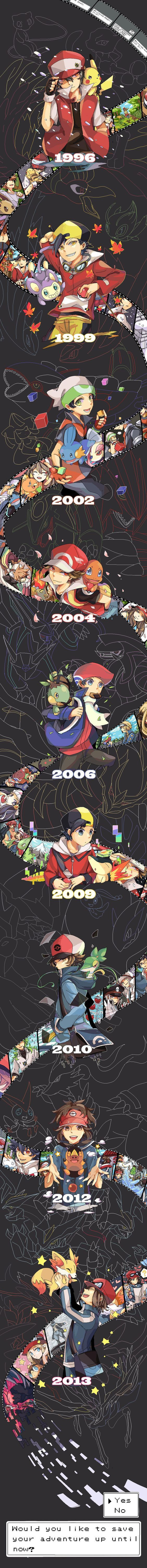 When Did Your Journey Started Artist ナギヤ 頭痛