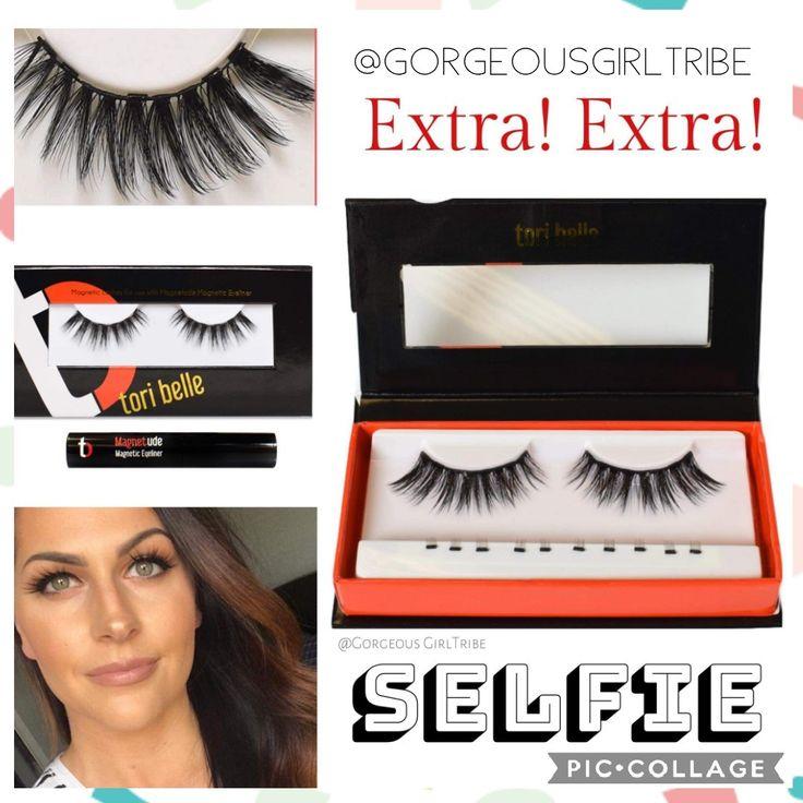 Tori Belle Lashes and Eyeliner Lashes, Belle