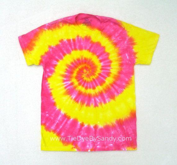 Pink And Yellow Shirt