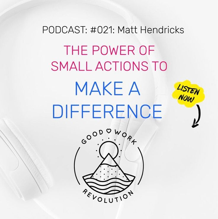 New Podcast Episode: Matt Henricks - The Power of Small Actions to Make a Difference. ... After starting his career in HR where his early roles saw him responsible for letting go over 100 hundred employees Matt sought out a change in his work to do something more meaningful. Flash forward to today and Matt is now the CEO and Founder of Henricks Consulting the Helping Hands Program and Water Works Program Matt's passion is helping companies change the way that employees engage with their…
