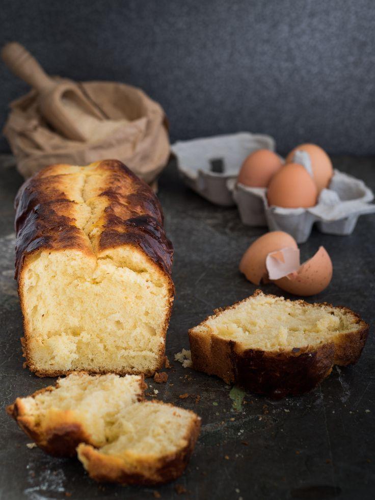 Pan brioche – ricetta francese (pain brioché)