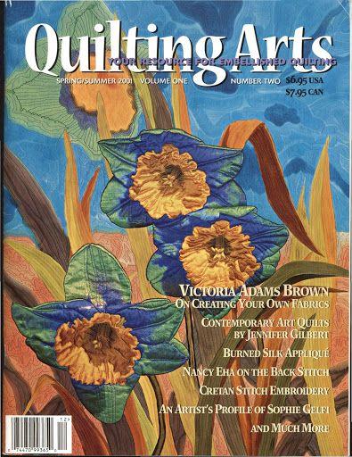 Quilting arts 02 - Silvana Oliveira - Picasa Webalbums