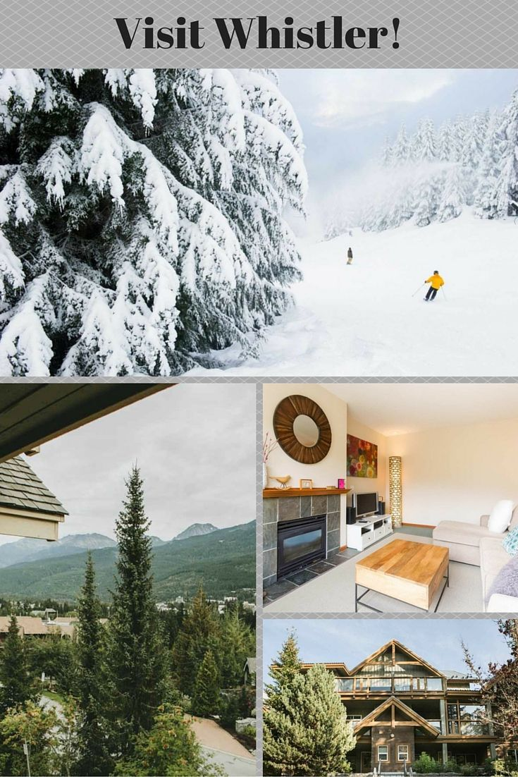 Find Dozens Of Whistler Vacation Rentals For Your Canada Getaway! Our  Spacious And Affordable Rental