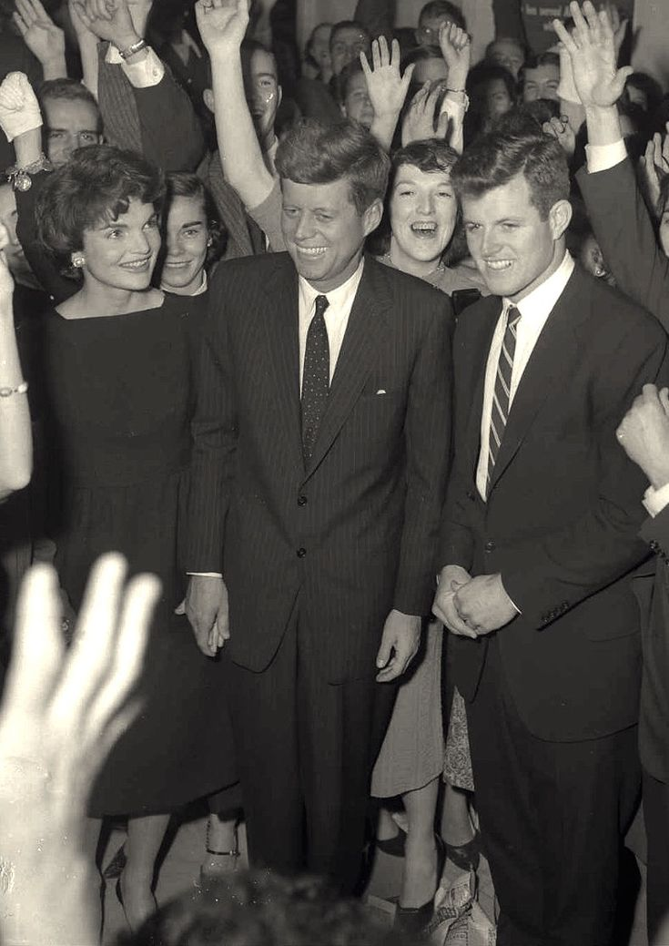 Jackie Kennedy Family: 796 Best Images About Kennedy: Family On Pinterest