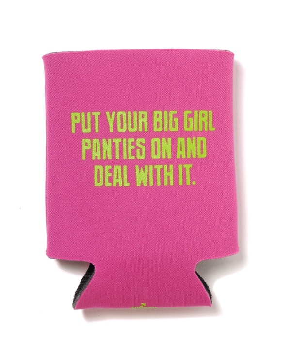 Mary Phillips Big Girl Coozie.