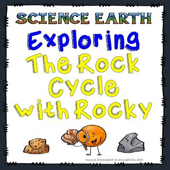 Exploring The Rock Cycle With Rocky | Rock cycle ...