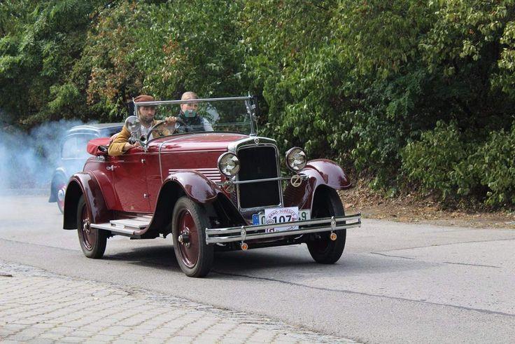 Zbrojovka - Z 9 Petera (coachbuilt)