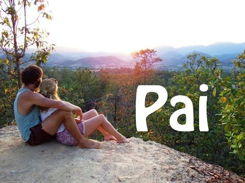 Pai - Northern Thailand | Why you have to travel here ! Best places in Pai via GoPro