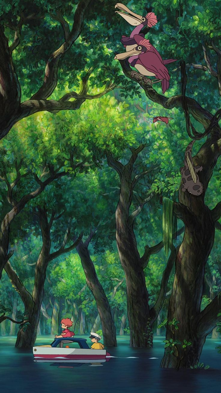 Most Inspiring Wallpaper Forest Totoro - c788dab21c839a511e1ea60b802d07d9--ponyo-art-ponyo-wallpaper  You Should Have_968077 .jpg