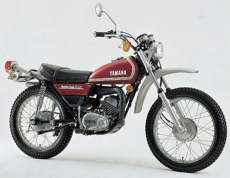 244 best vintage enduro images on pinterest yamaha motorcycles dt 125 1973 1974 sciox Images