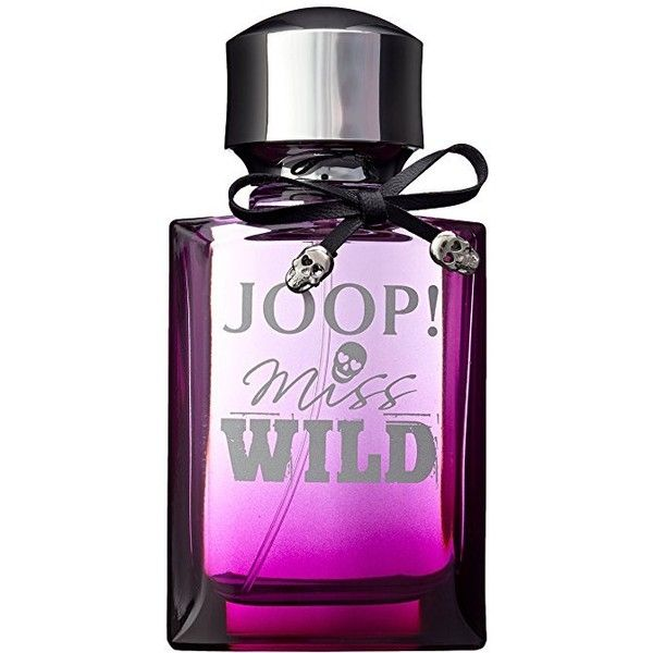 Joop! Miss Wild Eau de Parfum Spray, 75 ml (405 CZK) ❤ liked on Polyvore featuring beauty products, fragrance, spray perfume, joop fragrance, mist perfume, joop perfume and joop
