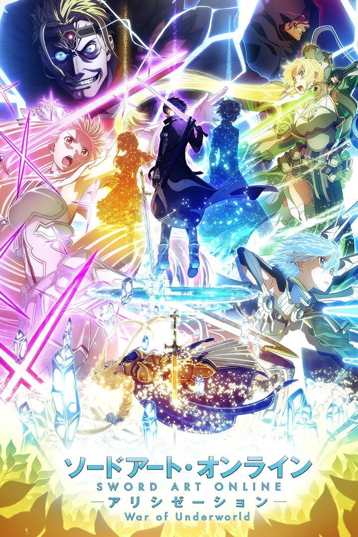 Summer 2020, SAO War of Underworld in 2020 Sword art