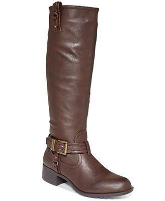 Rampage Idera Riding Boots: $19.00 ..may have to go to