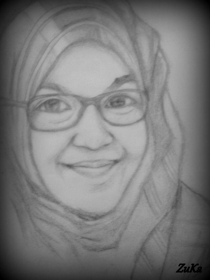 sketch on paper