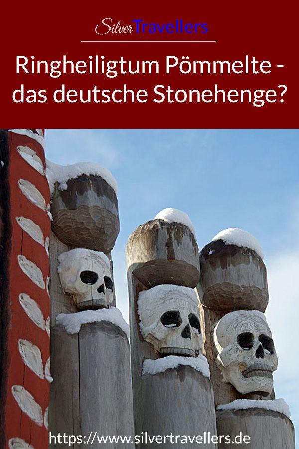 Ist das Ringheiligtum Pömmelte das deutsche Stonehenge?