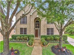 Gorgeous Home in Orchard Lake Estates Gated Community in Sugar Land, TX with Private Pool and Spa!