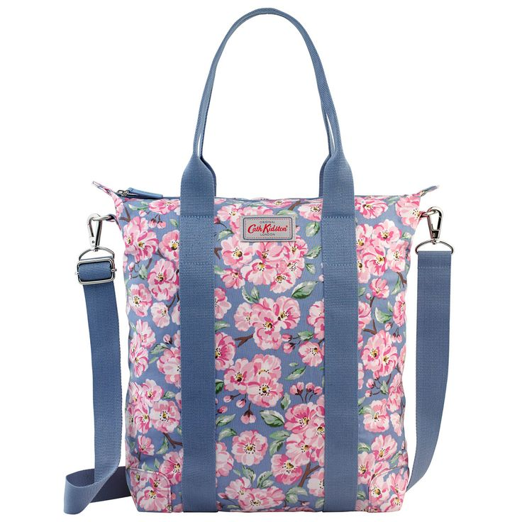 Blossom Bunch Foldaway Shoulder Bag | Cath Kidston |