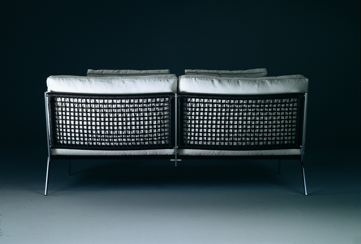FLEXFORM HAPPY small #sofa designed by Antonio Citterio
