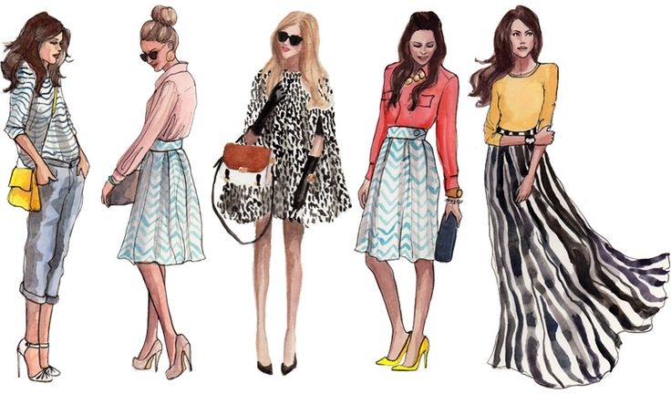 Ever caught in between To be Fashionable VS Practicality?  Good read!