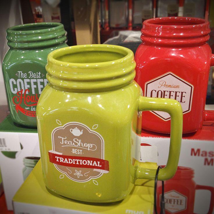 Taza de café: TeaShop | o2lifestyle
