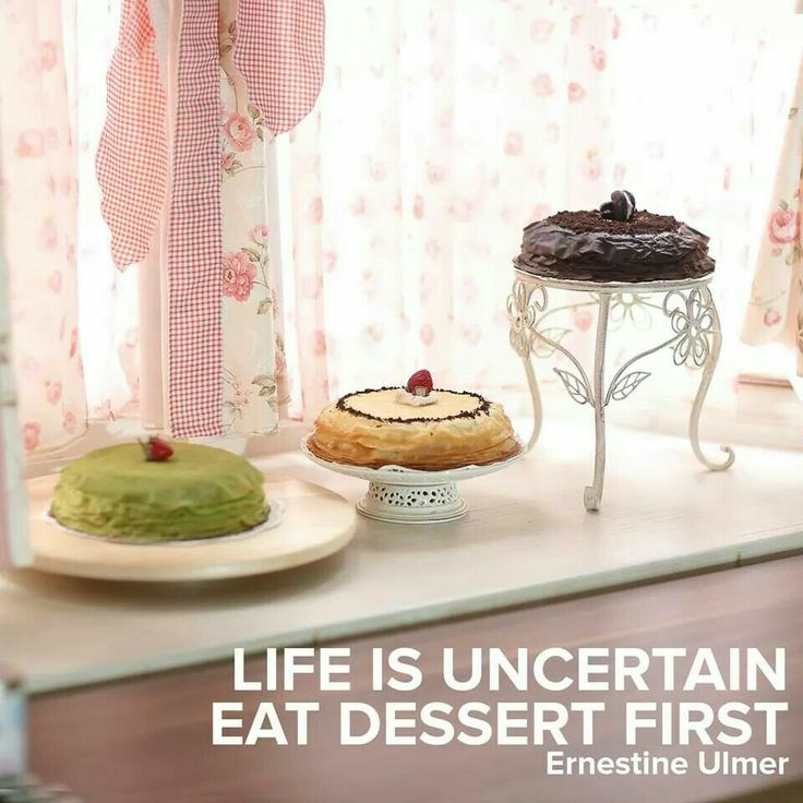 With our dessert maybe :) #byfirli
