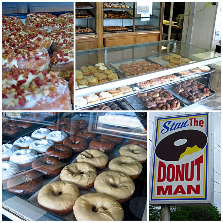 Prepare to have your mind blown with these delish doughnut spots in Dayton Ohio | Dayton Ohio Restaurants