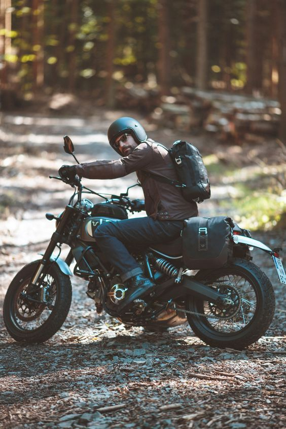 Biker Bag for Men Also Watch 6 Very Essential Travel Bags for the Man on the Move — Mens Fashion Blog - The Unstitchd