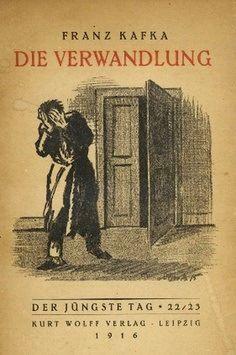 Franz Kafka | Die Verwandlung (Metamorphosis), First edition 1916