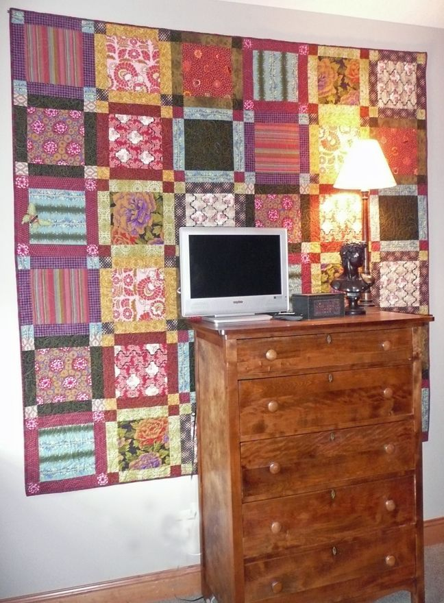 39 best Decorating with Quilts images on Pinterest | House tours ... : eagle creek quilt shop - Adamdwight.com