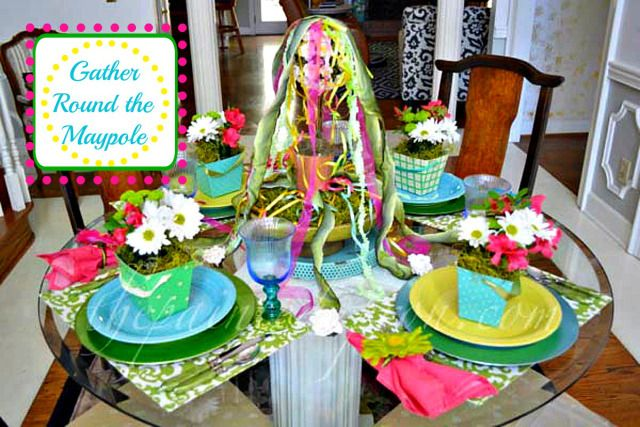 Holidays, May Celebrations | The Painted Apron