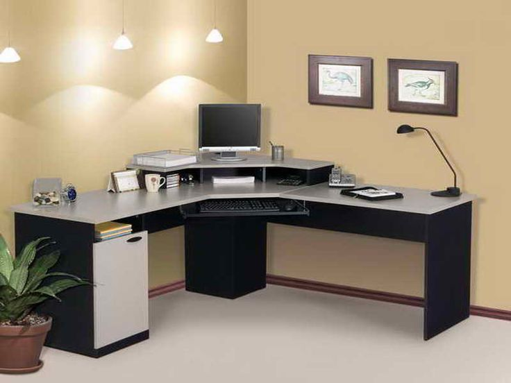 Home Office Corner Desk 62 best office images on pinterest | home offices, office spaces