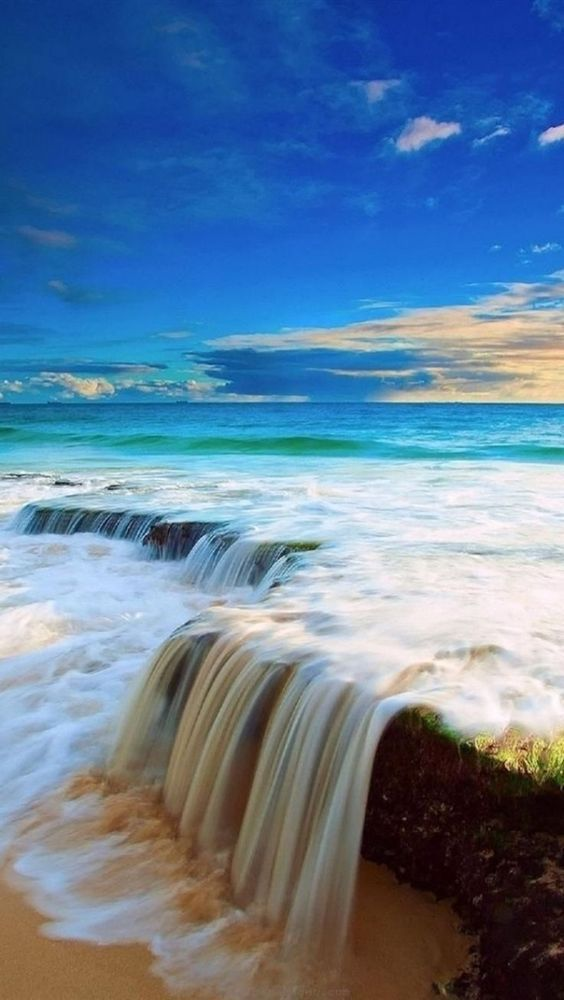 Waterfall Beach, Australia is the place to go if you are looking for an excuse to visit Australia.