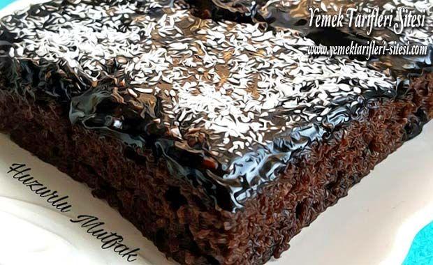 Bol Soslu Islak Kek Tarifi | Yemek Tarifleri Sitesi - Oktay Usta - Harika ve Nefis Yemek Tarifleri