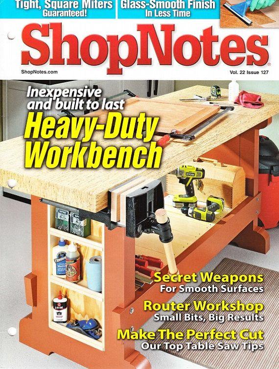 Shopnotes magazine 1992 2014 pdf collection for Proyectos de carpinteria pdf