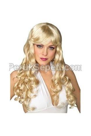 Paris Hilton Sentetik Peruk - Peruk Sepeti
