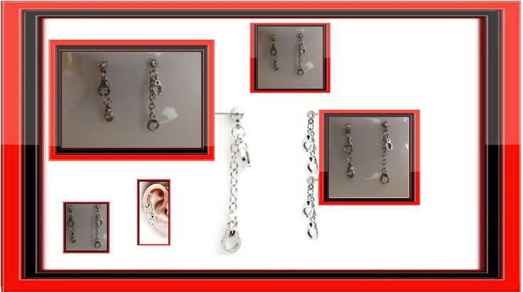 Hangende HandBoeikes met kristalletje Kristallen stekertjes met hangende handboeikes.