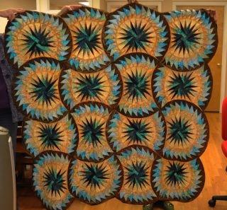 AMAZING QUILTAmazing Quilt, Piece Block, The Edging, Paper Piece, Tilt Quilt