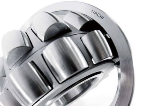 https://www.tradebearings.com/roller-bearings/spherical-roller-bearings-catalogue.html    Spherical roller bearings have two rows of rollers, a common sphered outer ring raceway and two inner ring raceways inclined at an angle to the bearing axis. The centre point of the sphere in the outer ring raceway is at the bearing axis