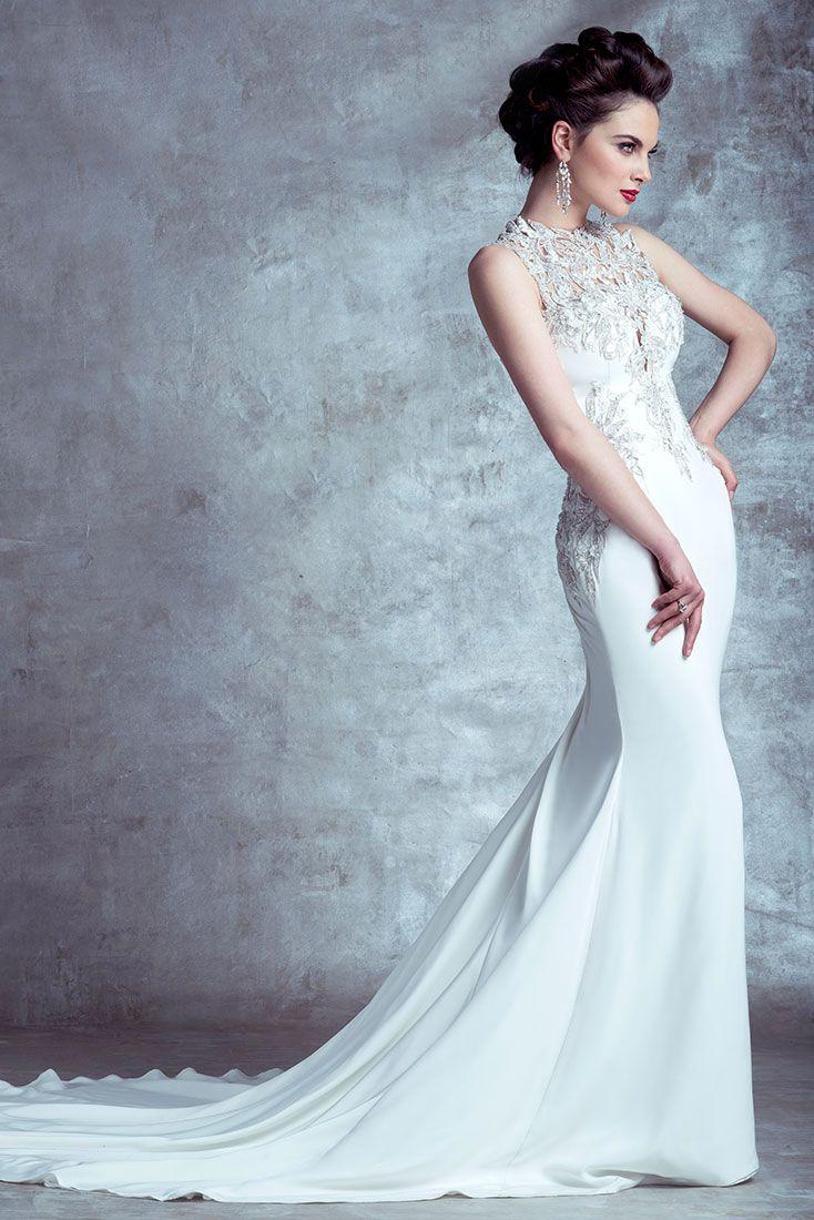 22 best Stephen Yearick images on Pinterest | Short wedding gowns ...