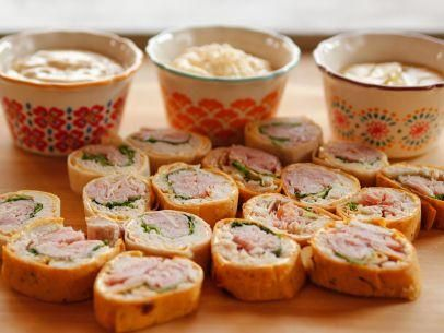 """Make-Ahead Sandwich Rolls (Double Game Day) - """"The Pioneer Woman"""", Ree Drummond on the Food Network."""