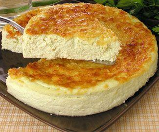 A torta de ricota é uma boa pedida para quem gosta de salgados com baixo teor de gordura!. Cardápio da Malu Receitas, Destaque, Tortas salgadas. Papo Feminino
