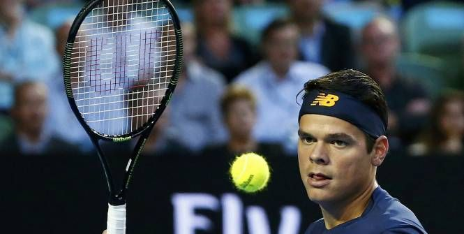 Tennis - ATP - Milos Raonic gagne deux places après sa finale à Indian Wells