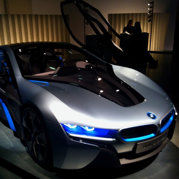 BMW....so futuristic
