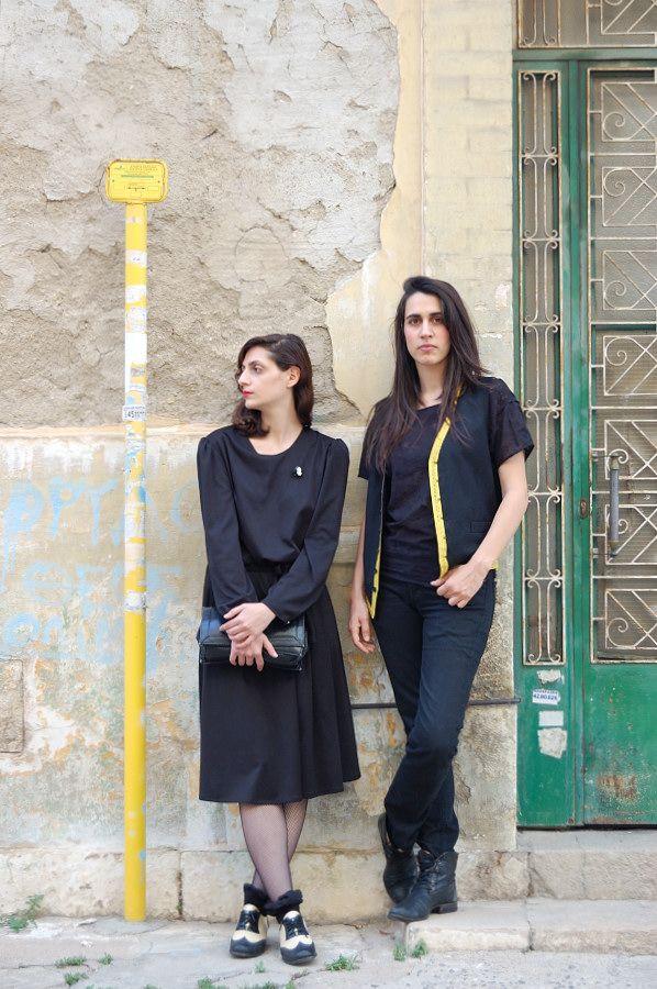 Eleni and Emmanouela bu Stella Panagopoulou