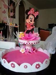 Resultado de imagen para decoraciones cumpleaños de minnie
