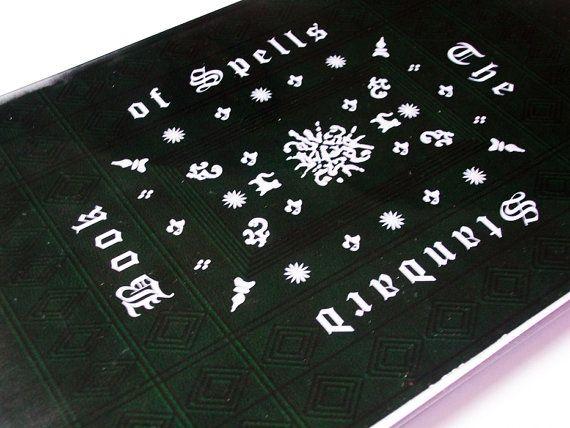 Le Standard livre de sorts pour ordinateur portable blanc (Style Planner)